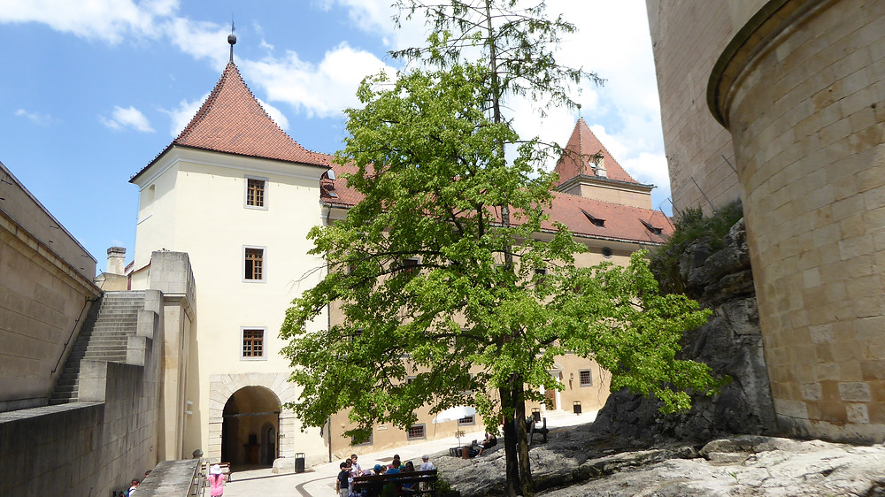 Castillo Bojnice (Eslovaquia)