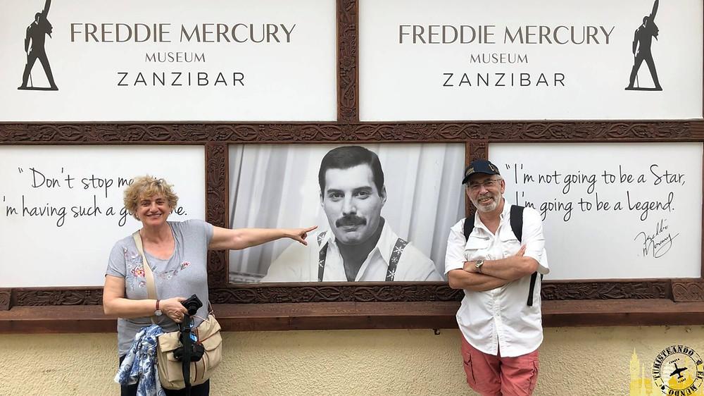 Casa Natal Freddie Mercury (Stone Town)