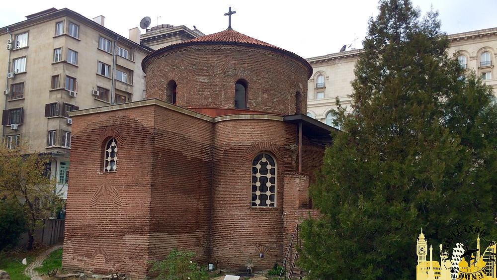 Iglesia de San Jorge (Sofía-Bulgaria)