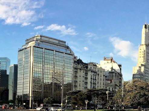 Barrios de Retiro, Palermo y Puerto Madero en Buenos Aires (Argentina).