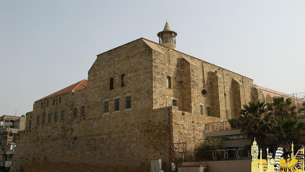 Sidón (Líbano). Gran Mezquita de Sidón