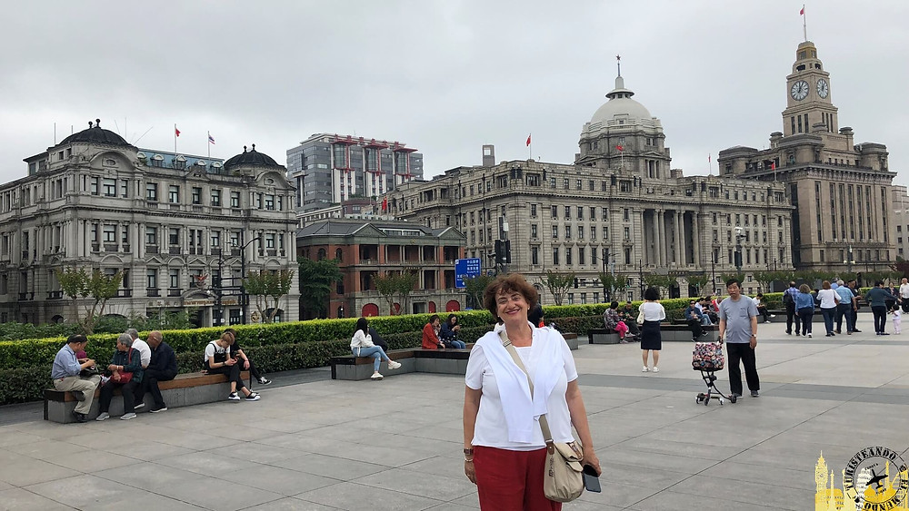 Bund de Shanghai, China