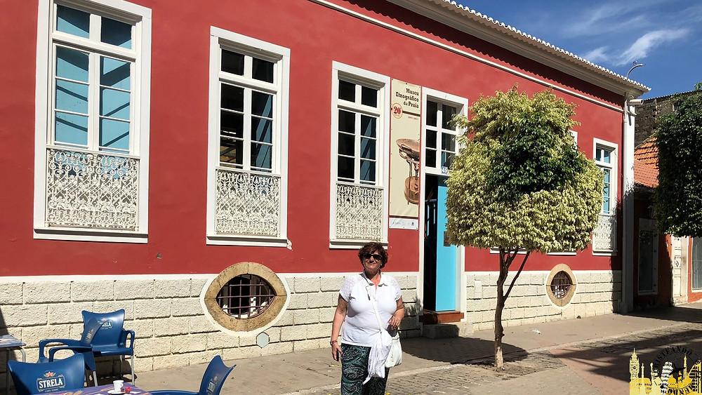 Praia. Isla de Santiago (Cabo Verde). Museo Etnográfico
