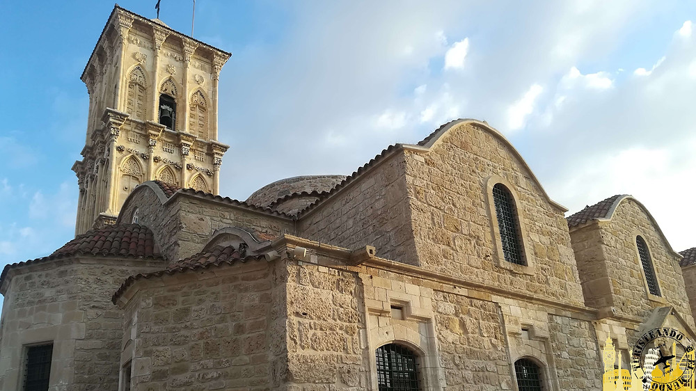 Agios Lazaros de Larnaca, Chipre