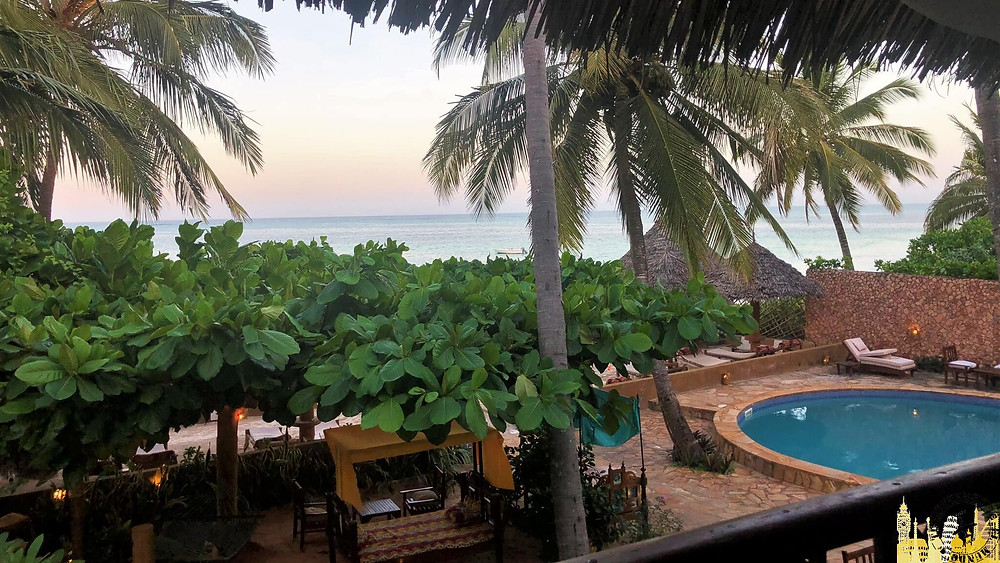 Hotel Zanzibar House (Matemwe)