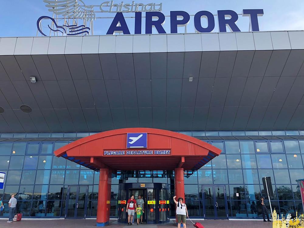 Aeropuerto Internacional de Chisinau (Moldavia)