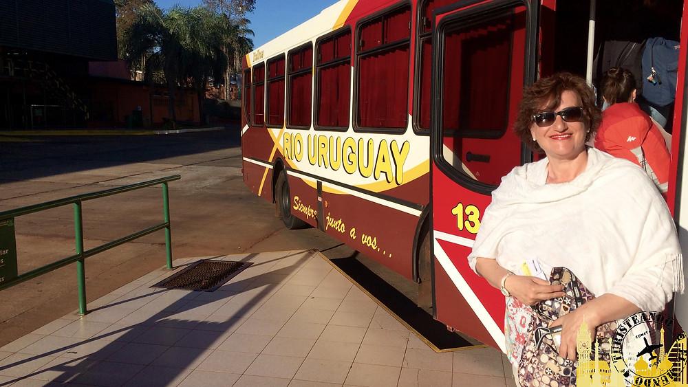 Autobús a Cataratas Iguazú (Argentina)