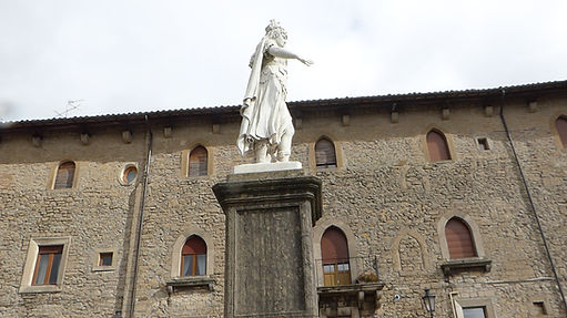 San Marino. El pequeño bello país