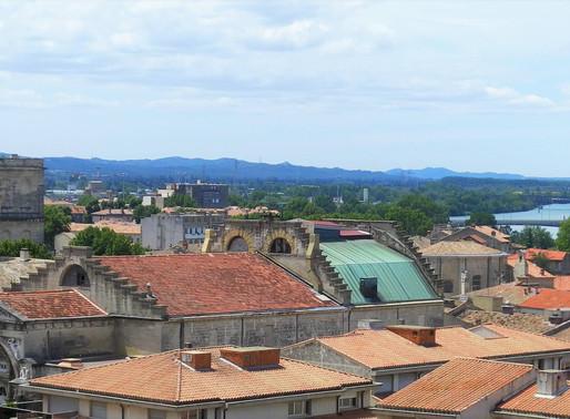 Avignon, la ciudad papal (UNESCO). Francia