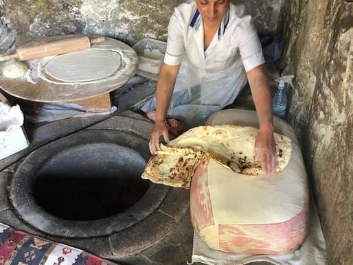 El Lavash (Unesco), pan tradicional de Armenia.