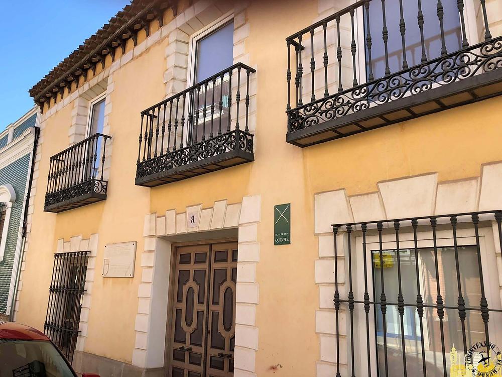 Tomelloso (Castilla la Mancha). Casa Abuelo García Pavón