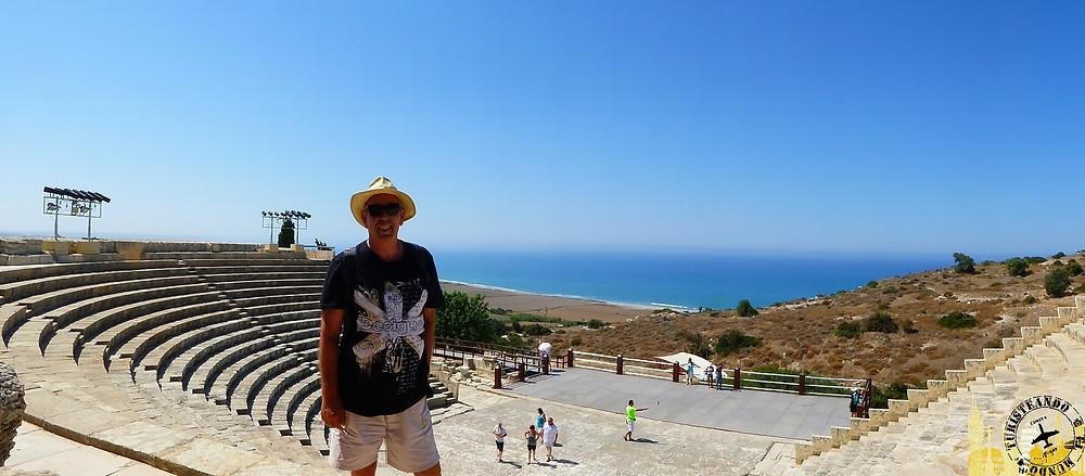 kourion, Chipre