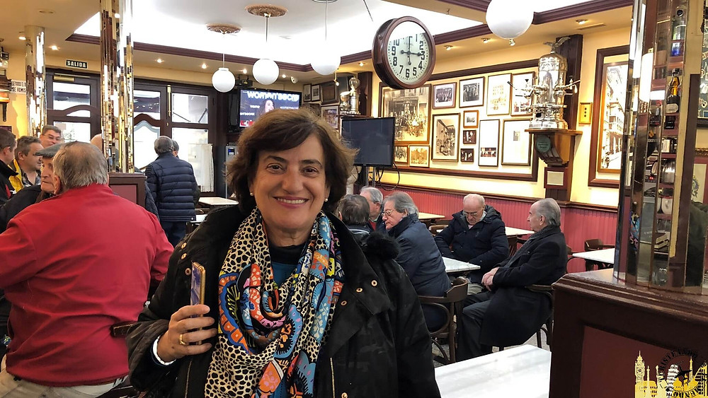 Café Moderno en Logroño, La Rioja