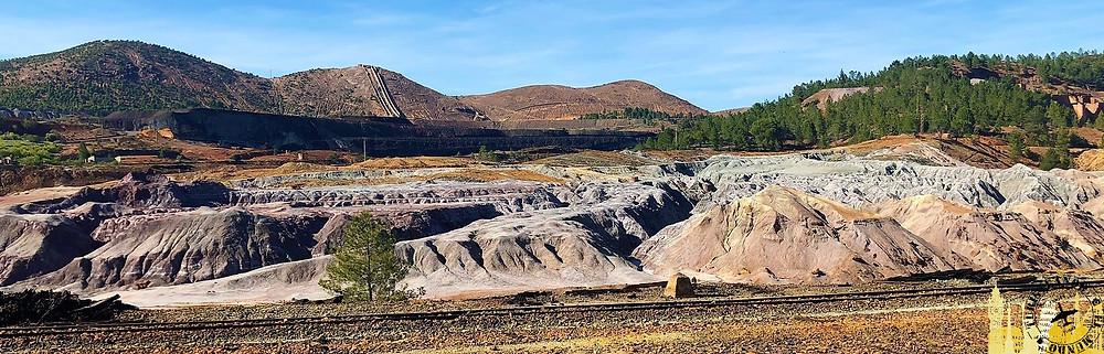 Parque minero de Riotinto. Huelva (España)