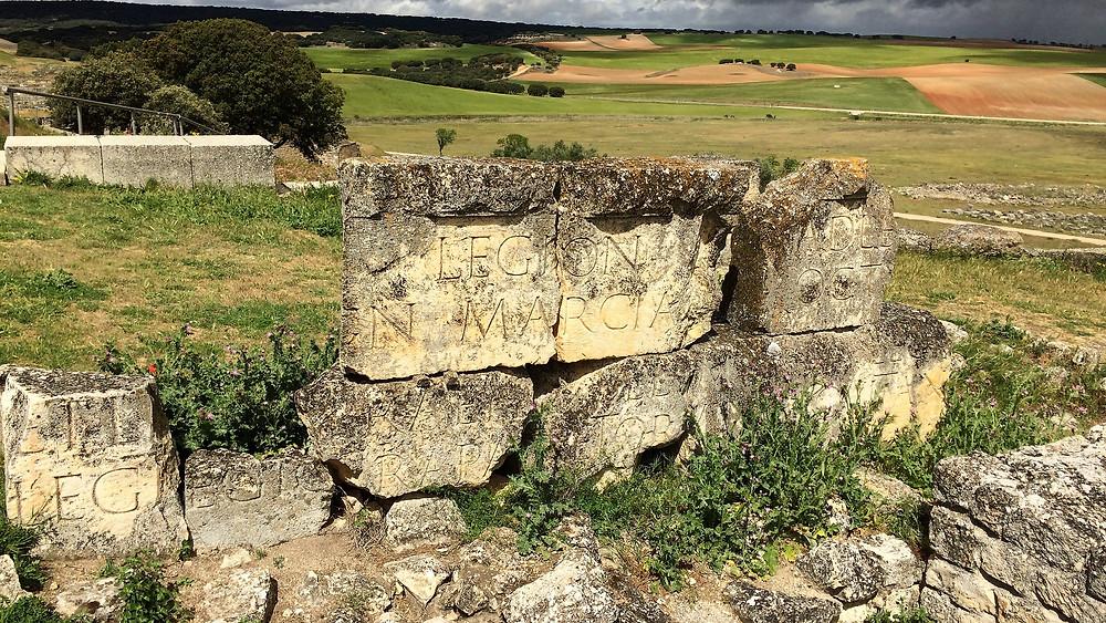Segóbriga (Cuenca). España. Inscripciones romanas