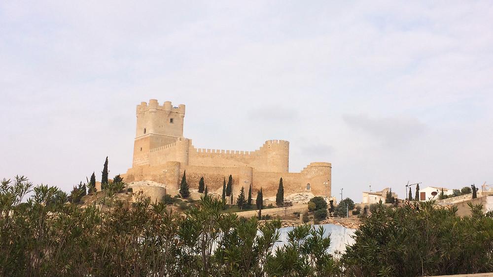 Castillo Villena (Alicante)