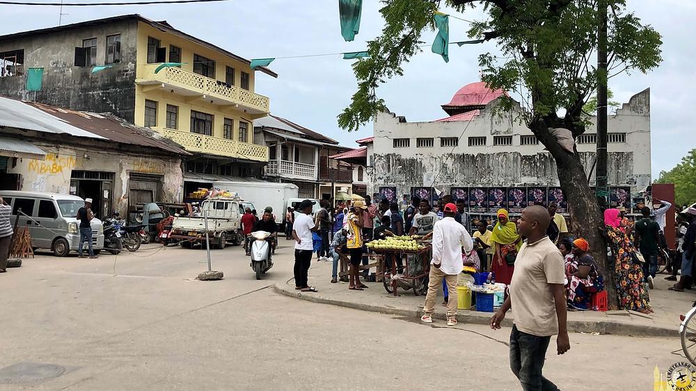 Mercado Darajani