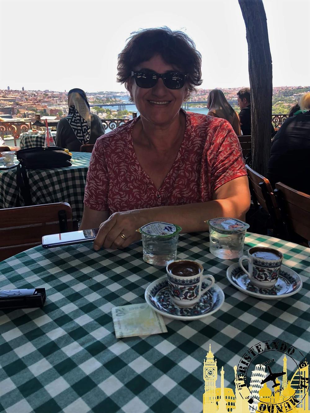 Café Pierre Loti. Estambul (Turquía)