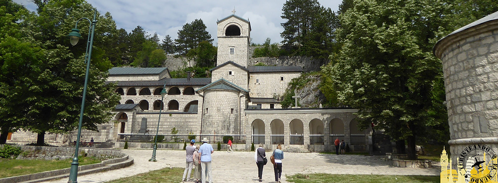 Monasterio de Cetiña (Montenegro)