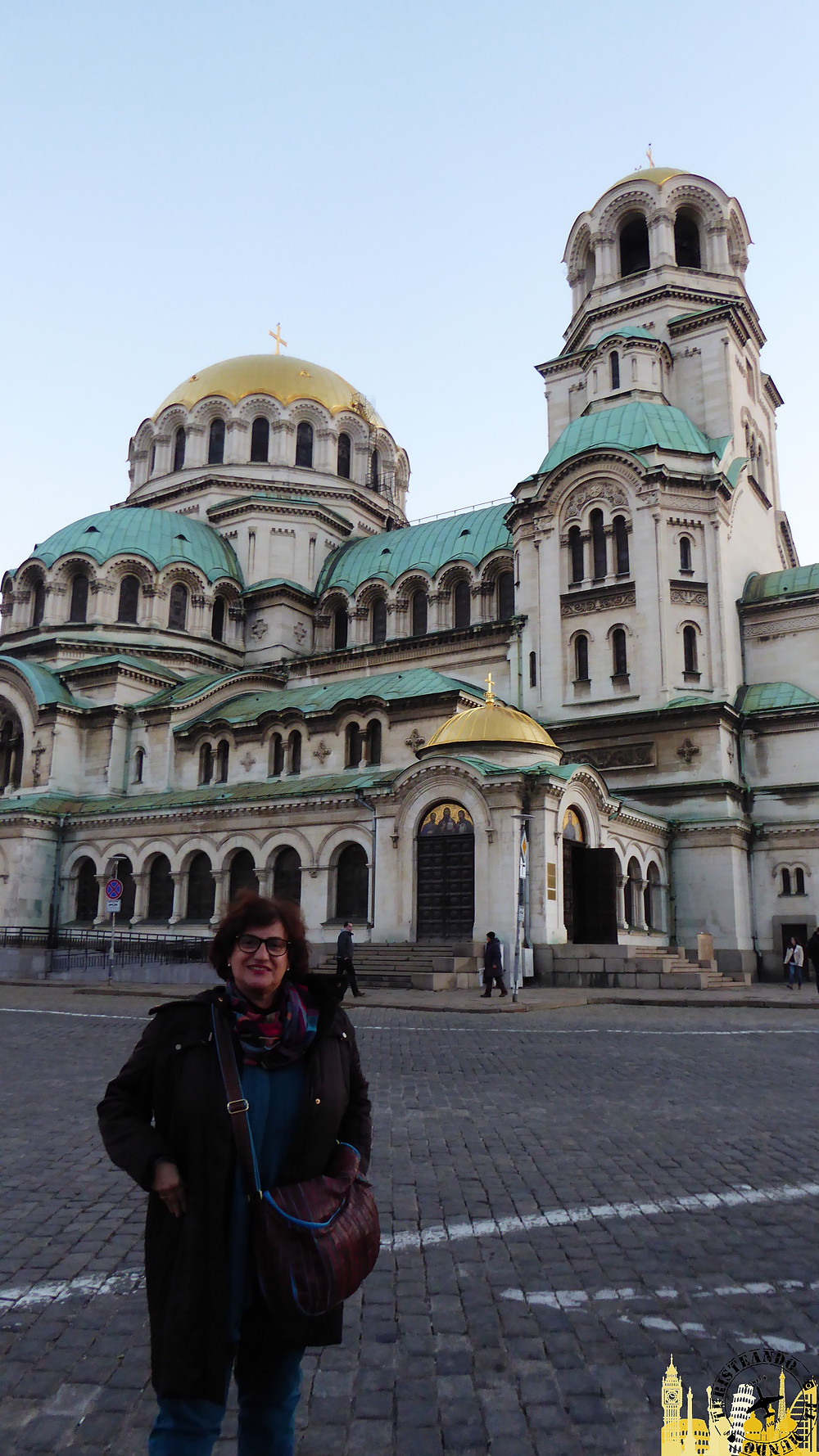 Catedral Alexander Nevski (Sofía-Bulgaria)