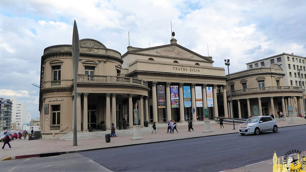 Teatro Solís. Montevideo (Uruguay)