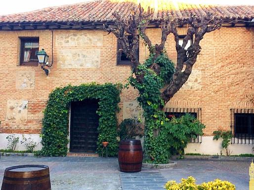 El Museo de Iconos y la Casa Grande en Torrejón de Ardoz, Madrid.