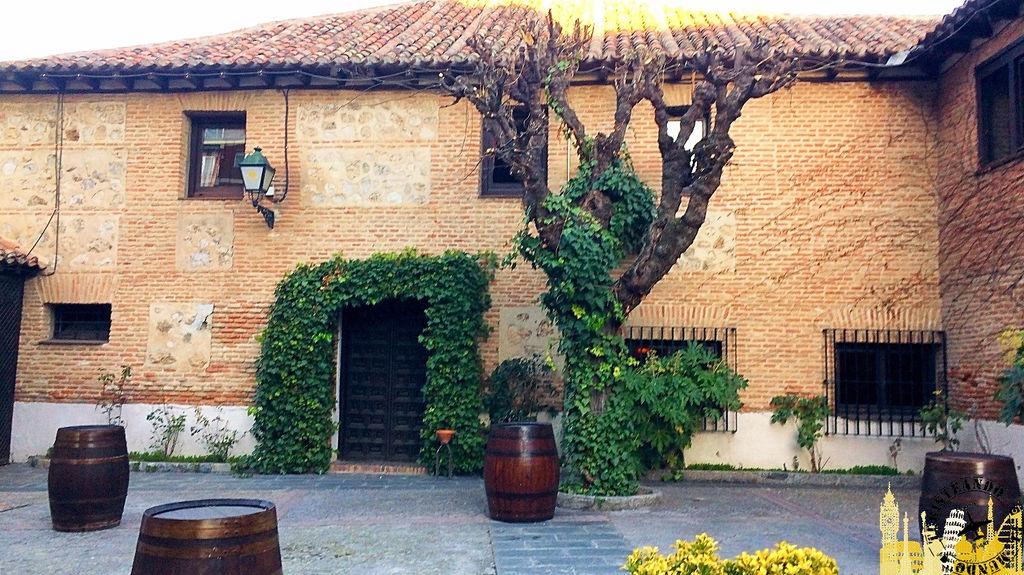 La Casa Grande Y Su Museo De Iconos Torrejon De Ardoz