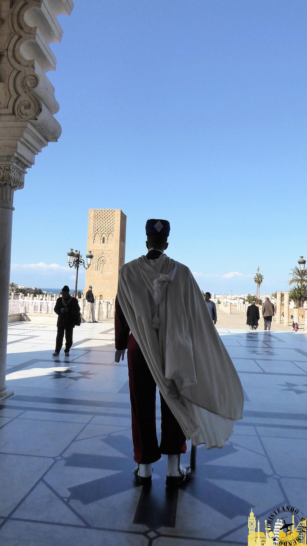 Mausoleo Hassan II. Rabat (Marruecos)