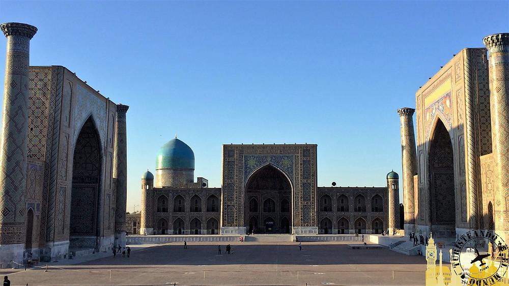 Samarcanda (Uzbekiskán)