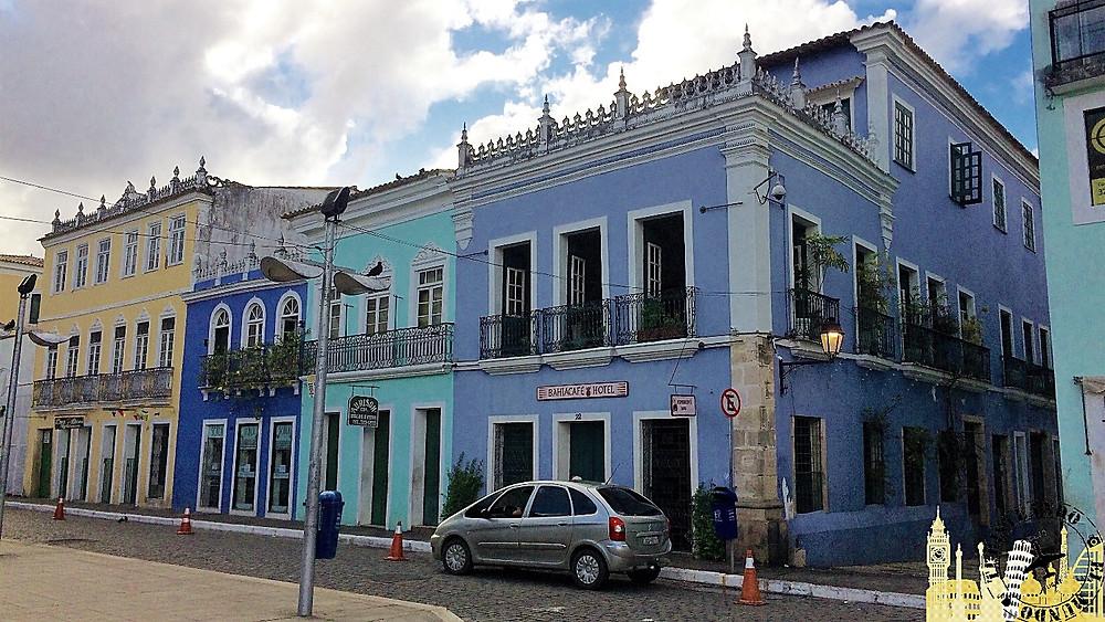 Hotel Bahía Café (Salvador de Bahía)