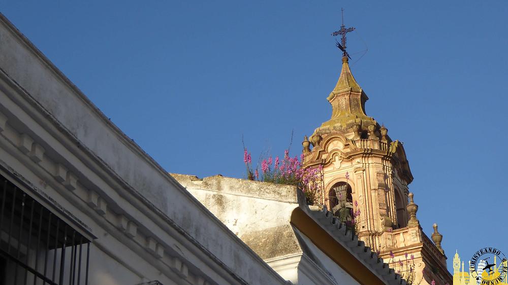 Iglesia de San Bartolomé. Carmona (Sevilla). España