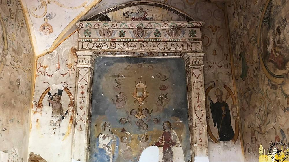 Antiguo Convento de las Chagas de Cristo. Vila Viçosa