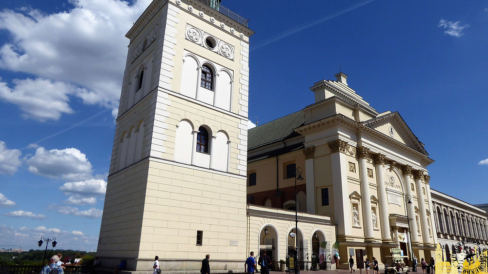 Iglesia de Santa Ana, Varsovia (Polonia)
