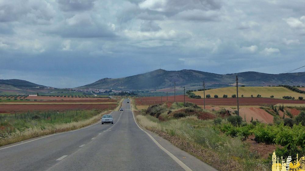 Carretera La Solana-San Carlos del Valle