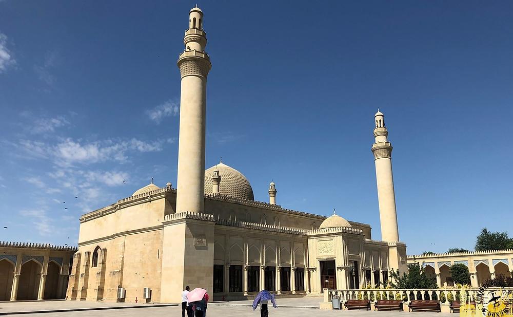 Mezquita Juma en Shamakhi (Azerbaiyán)