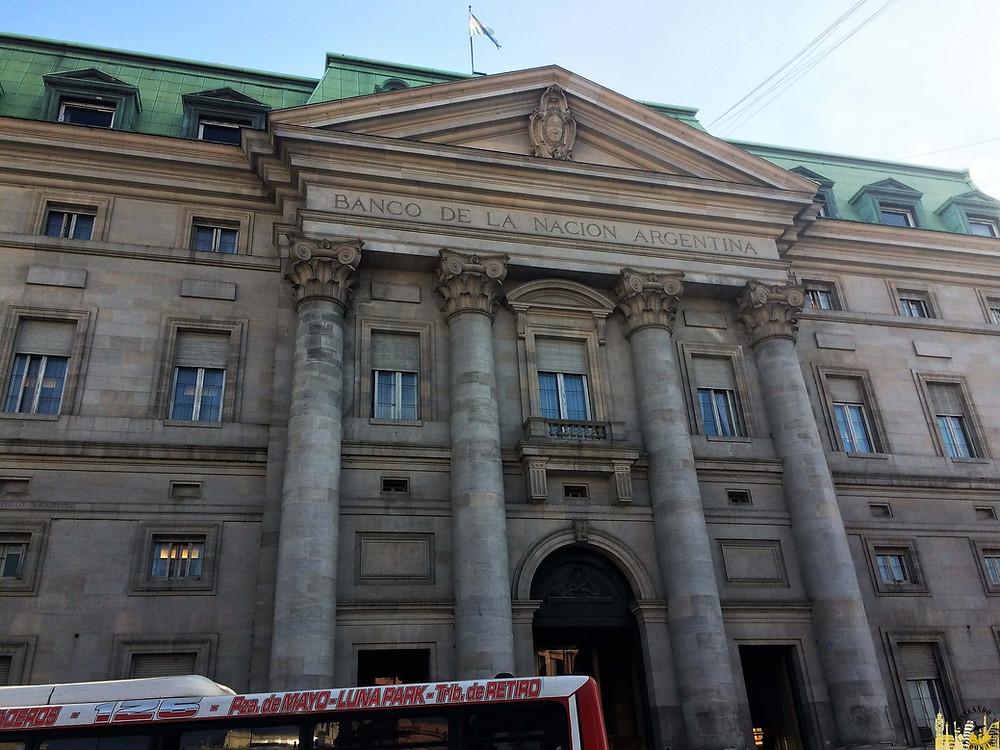 Banco de la Nación, Buenos Aires (Argentina)