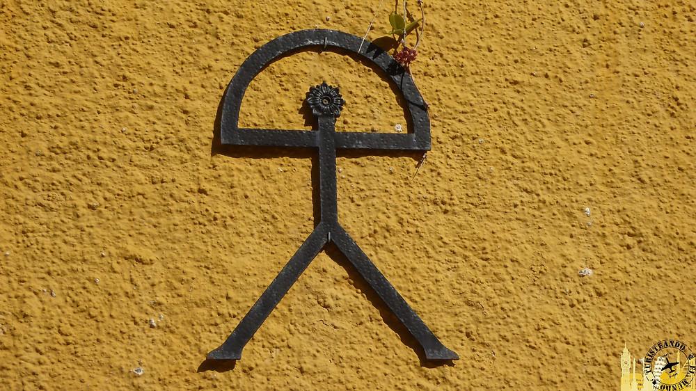 Índalo, símbolo de Almería, España