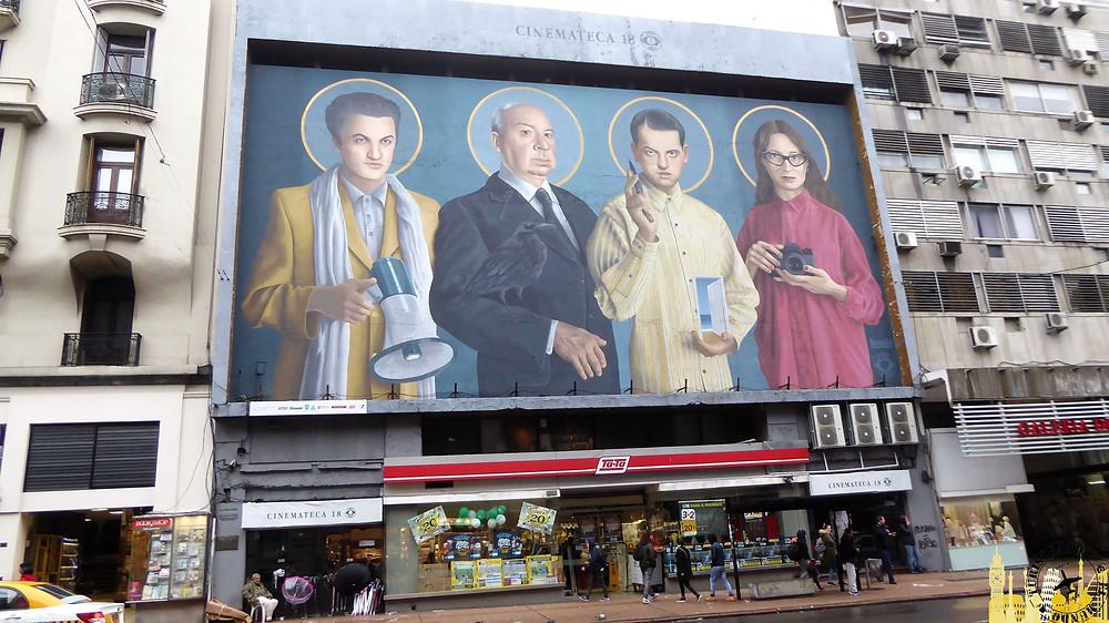 Cinemateca. Montevideo (Uruguay)