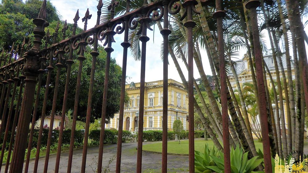 Palacio de Río Negro, Petrópolis (Brasil)