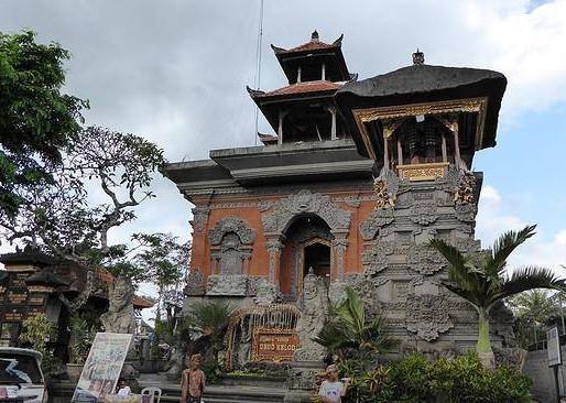 Visitando Ubud (Isla de Bali). Indonesia