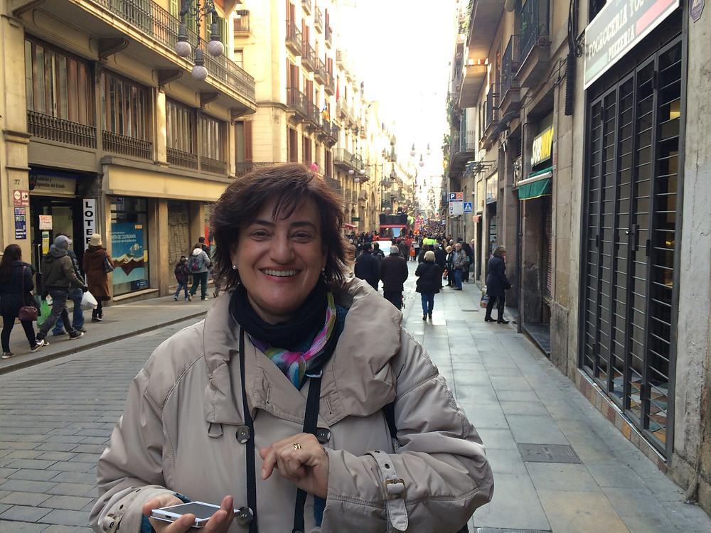 Calle Ferrán (Barcelona)