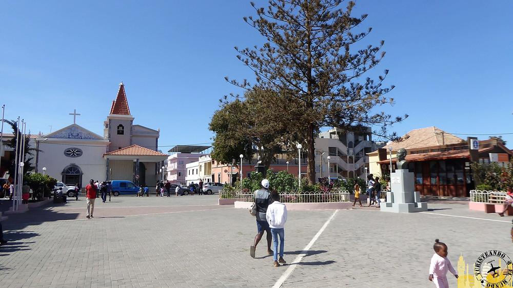 Isla de Santiago. Cabo Verde. Assomada