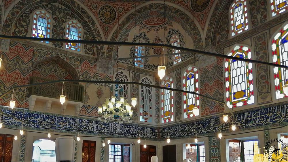 Tumba de los Sultanes. Estambul (Turquía)