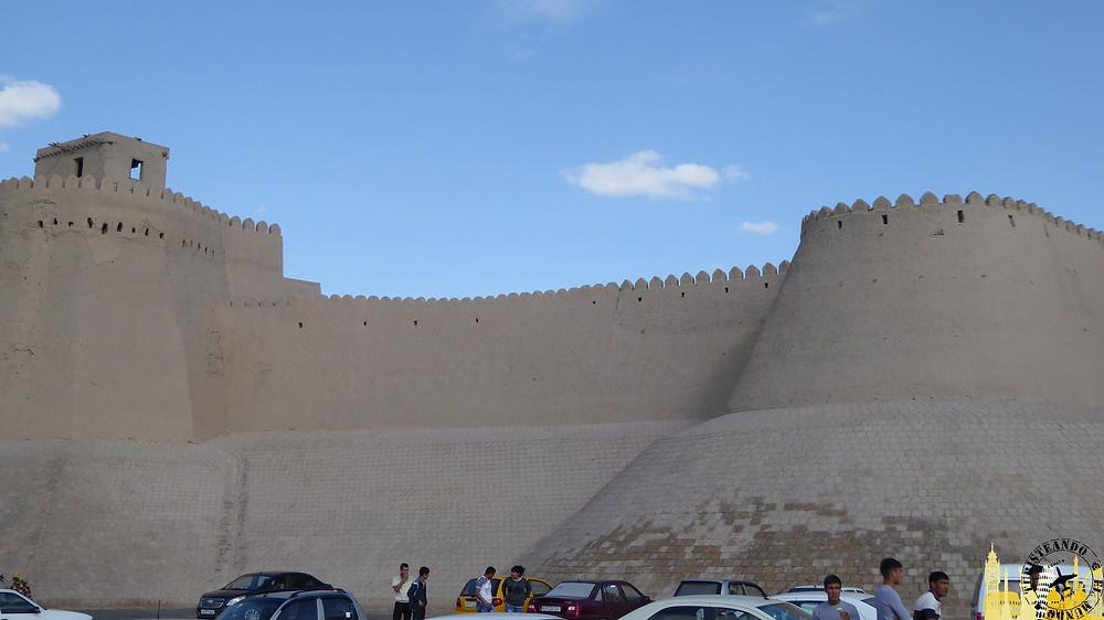 Khiva o Jiva (Uzbekistán)