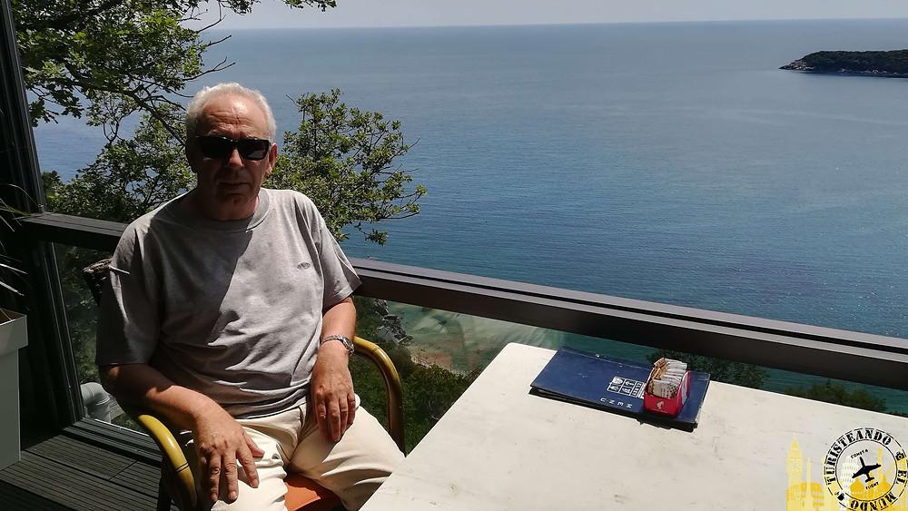 Costa adriática Montenegro (Restaurante El Rey)