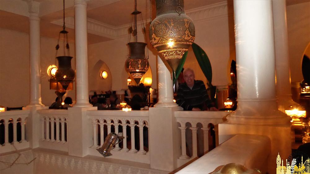 Casablanca (Marruecos). Rick´s Café