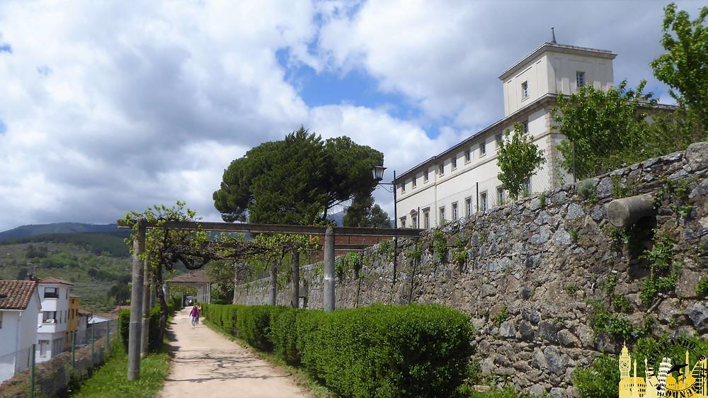 Arenas de San Pedro (Ávila). Palacio del Infante