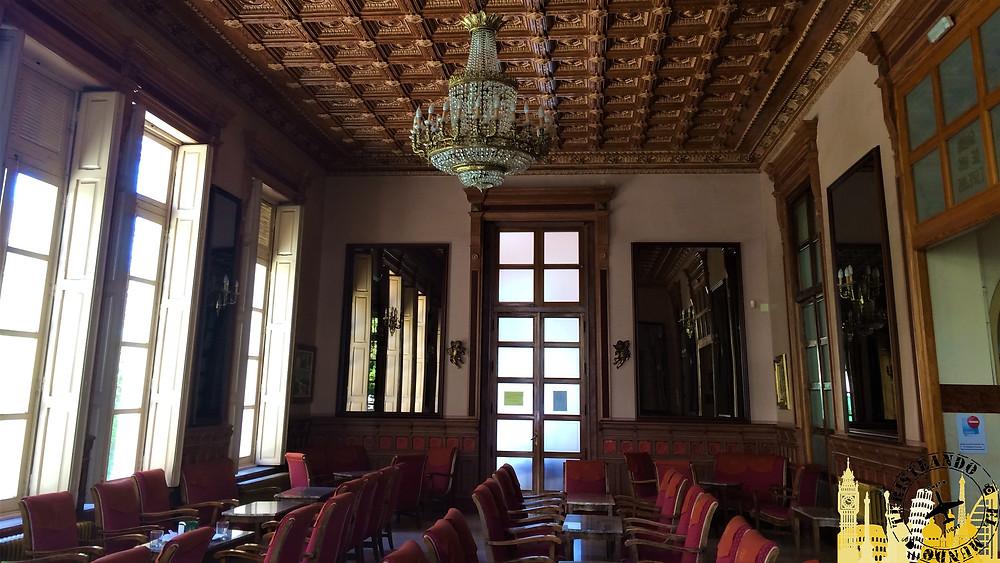 Novelda (Alicante). España. Antiguo Casino