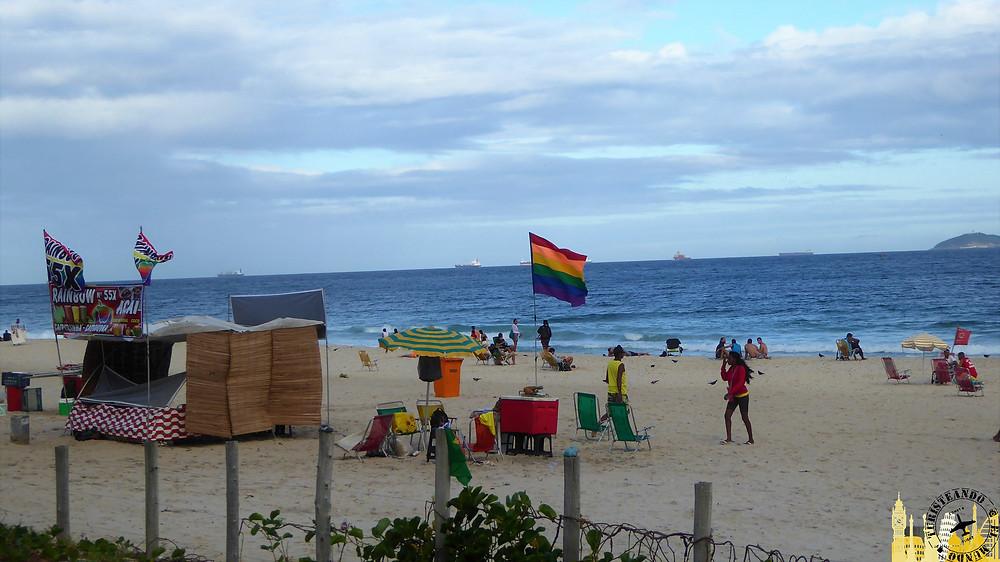 Playa de Ipanema. Río de Janeiro (Brasil)
