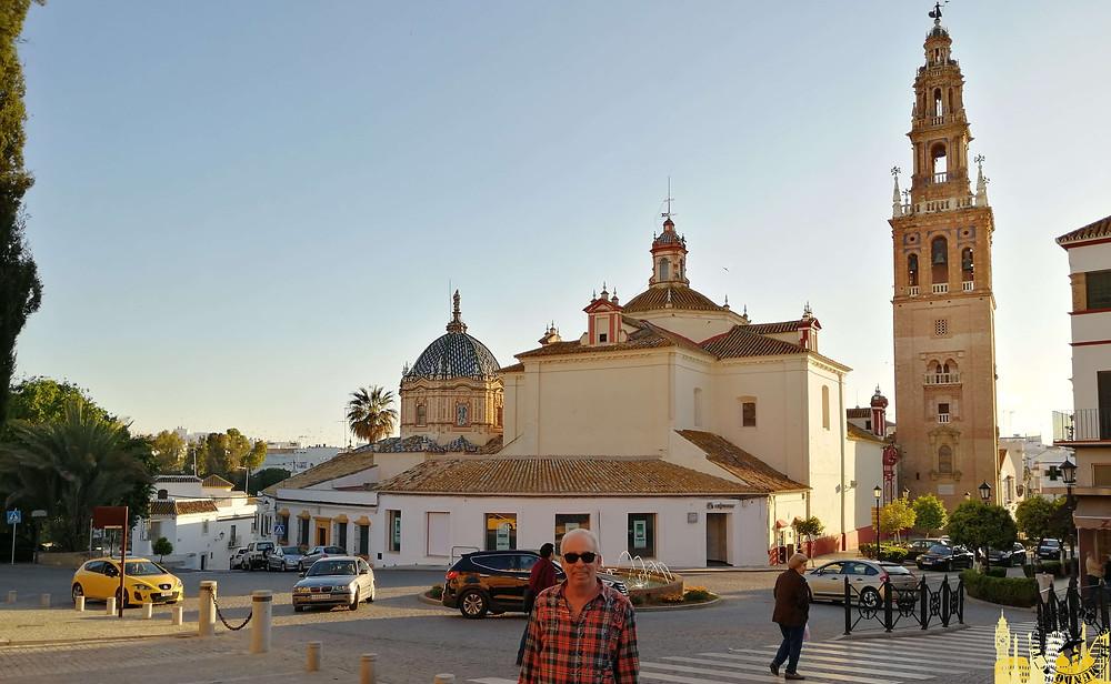 Iglesia de San Pedro. Carmona (Sevilla). España